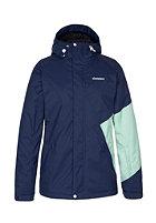 ZIMTSTERN Womens Canopia Snow Jacket marine