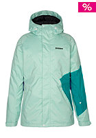 ZIMTSTERN Womens Canopia Snow Jacket pool