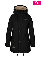 ZIMTSTERN Womens Catez Parka black