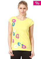 ZIMTSTERN Womens Chip S/S T-Shirt sunshine