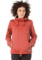ZIMTSTERN Womens Cider Jacket terracotta