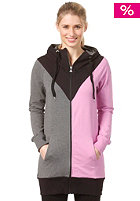 ZIMTSTERN Womens Dakota Hooded Zip Sweat pink
