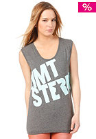 ZIMTSTERN Womens Dawn Tank Top dark grey heather