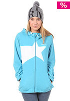 ZIMTSTERN Womens Glimmer Jacket 2013 blue/white
