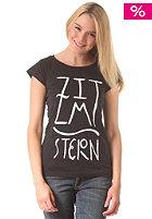 ZIMTSTERN Womens Glypho S/S T-Shirt black