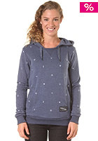ZIMTSTERN Womens Kassie Hooded Sweat marine heather