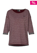 ZIMTSTERN Womens Kyla Sweat ruby wine heather
