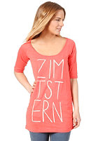 ZIMTSTERN Womens Lizzie S/S T-Shirt candy
