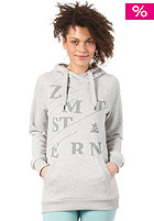 ZIMTSTERN Womens Lonely Hooded Sweat light grey heather