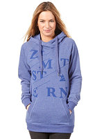 ZIMTSTERN Womens Lonely Hooded Sweat ultra marine heather
