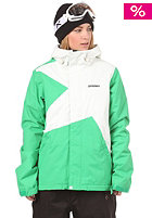 ZIMTSTERN Womens Lucy Jacket green/white