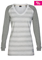 ZIMTSTERN Womens Nea Top light grey heather