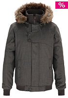 ZIMTSTERN Womens Omega Jacket dark grey