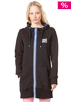 ZIMTSTERN Womens Pixie Hooded Zip Sweat black