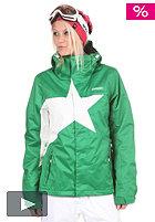 ZIMTSTERN Womens Snowy Jacket 2012 Snowy green