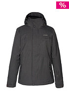 ZIMTSTERN Womens Snowy Mash Jacket dark grey