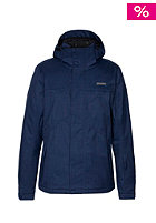 ZIMTSTERN Womens Snowy Mash Jacket marine