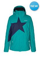 ZIMTSTERN Womens Snowy Snow Jacket atlantic