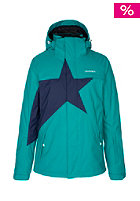 ZIMTSTERN Womens Snowy Snow Jacket atlantic