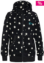 ZIMTSTERN Womens Starrain Fleece Jacket black star ao