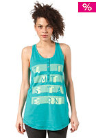 ZIMTSTERN Womens Stud Tank Top tropical green
