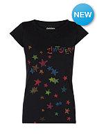 ZIMTSTERN Womens Superstar S/S T-Shirt black