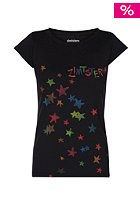 ZIMTSTERN Womens Superstar S/S T-Shirt black