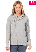 ZIMTSTERN Womens Unique Sweat Jacket grey heather