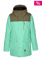 ZIMTSTERN Womens Zarina Snow Jacket sea glass