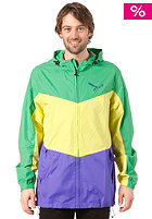 ZIMTSTERN Zag Jacket green