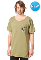 ZKHT Pokket S/S T-Shirt light green