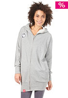 ZKHT ZKHT Hooded Zip Sweat grey heather
