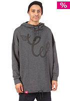 ZKHT ZKHT W Hooded Sweat charcoal heather
