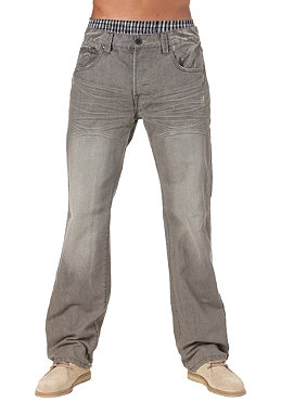 ZOO YORK Miner 49er Denim Pant grey