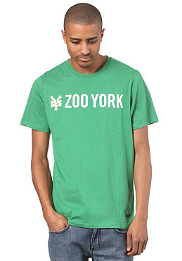 ZOO YORK Str Core S/S T-Shirt pitch green