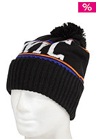 ZOO YORK Union Pom Beanie black