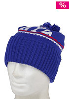 ZOO YORK Union Pom Beanie deep blue