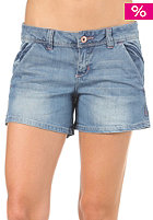 ZOO YORK Womens Riley Denim Short coney blue wash