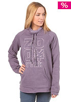 ZOO YORK Womens Scroley Hooded Sweat raspberry rose