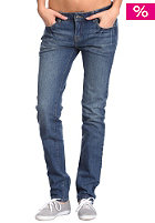 ZOO YORK Womens Skinny Fit Denim Pant denim long med stone wash