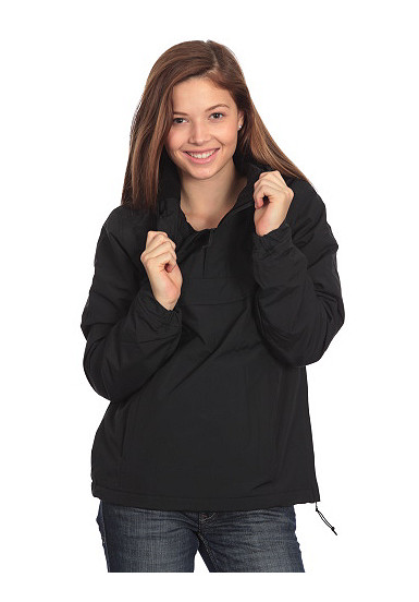 startseite carhartt wip nimbus pullover jacket jacke f r damen schwarz. Black Bedroom Furniture Sets. Home Design Ideas
