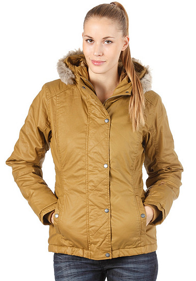 bench conty jacket jacke f r damen beige planet sports. Black Bedroom Furniture Sets. Home Design Ideas
