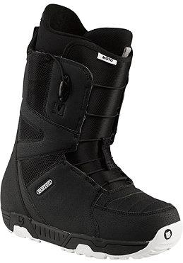 BURTON Moto Boots black/white