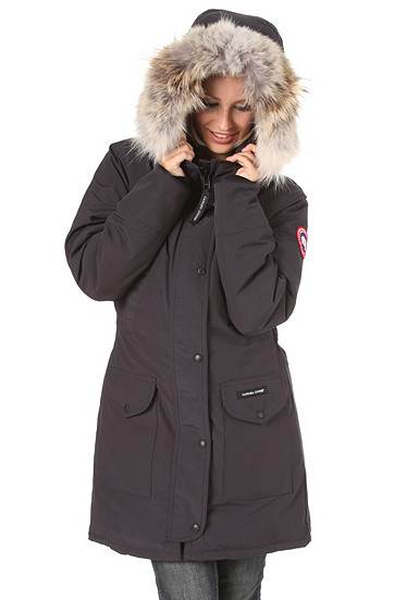 canada goose trillium funktionsjacke f r damen blau planet sports. Black Bedroom Furniture Sets. Home Design Ideas