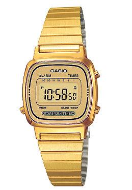 CASIO LA670WEGA-9EF gold/gold