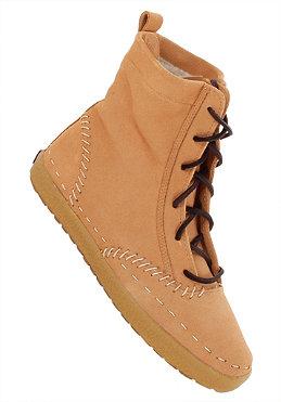 KEDS Womens Sherarling Boot camel
