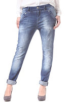 Womens Leona Denim Pant mid str