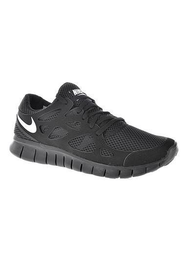 nike sportswear free run 2 nsw sneaker f r herren schwarz planet sports. Black Bedroom Furniture Sets. Home Design Ideas