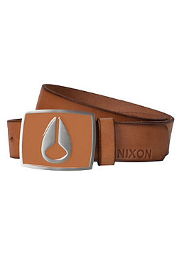 NIXON Enamel Icon Belt saddle