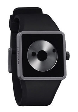 NIXON Newton black/gray